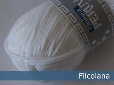 Filcolana Peruvian Highland Wool - Snow White