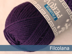 Filcolana Peruvian Highland Wool - Purple - 217