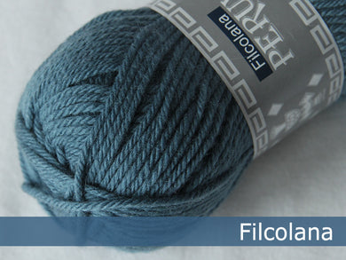 Filcolana Peruvian Highland Wool - Smoke Blue -228