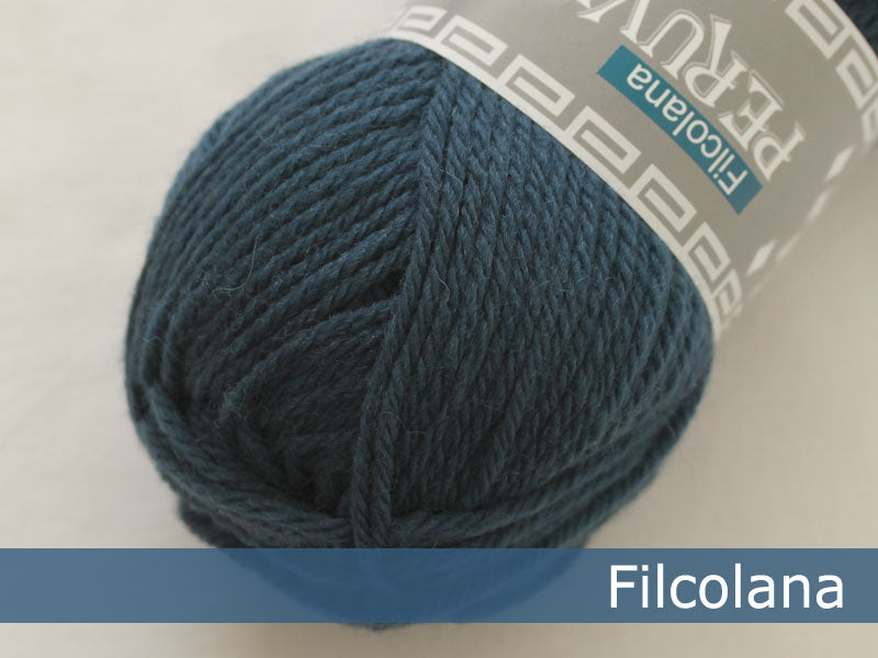 Filcolana Peruvian Highland Wool - Midnight - 270