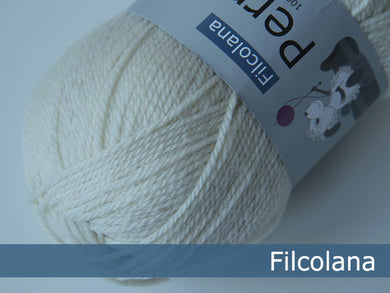 Filcolana Pernilla - Natural White - 101