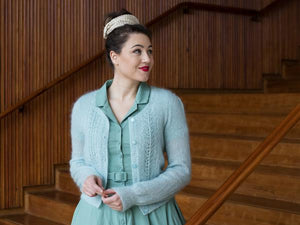 Lise Cardigan Knitting Pattern