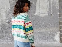 Load image into Gallery viewer, Rytme Sweater Knitting Pattern