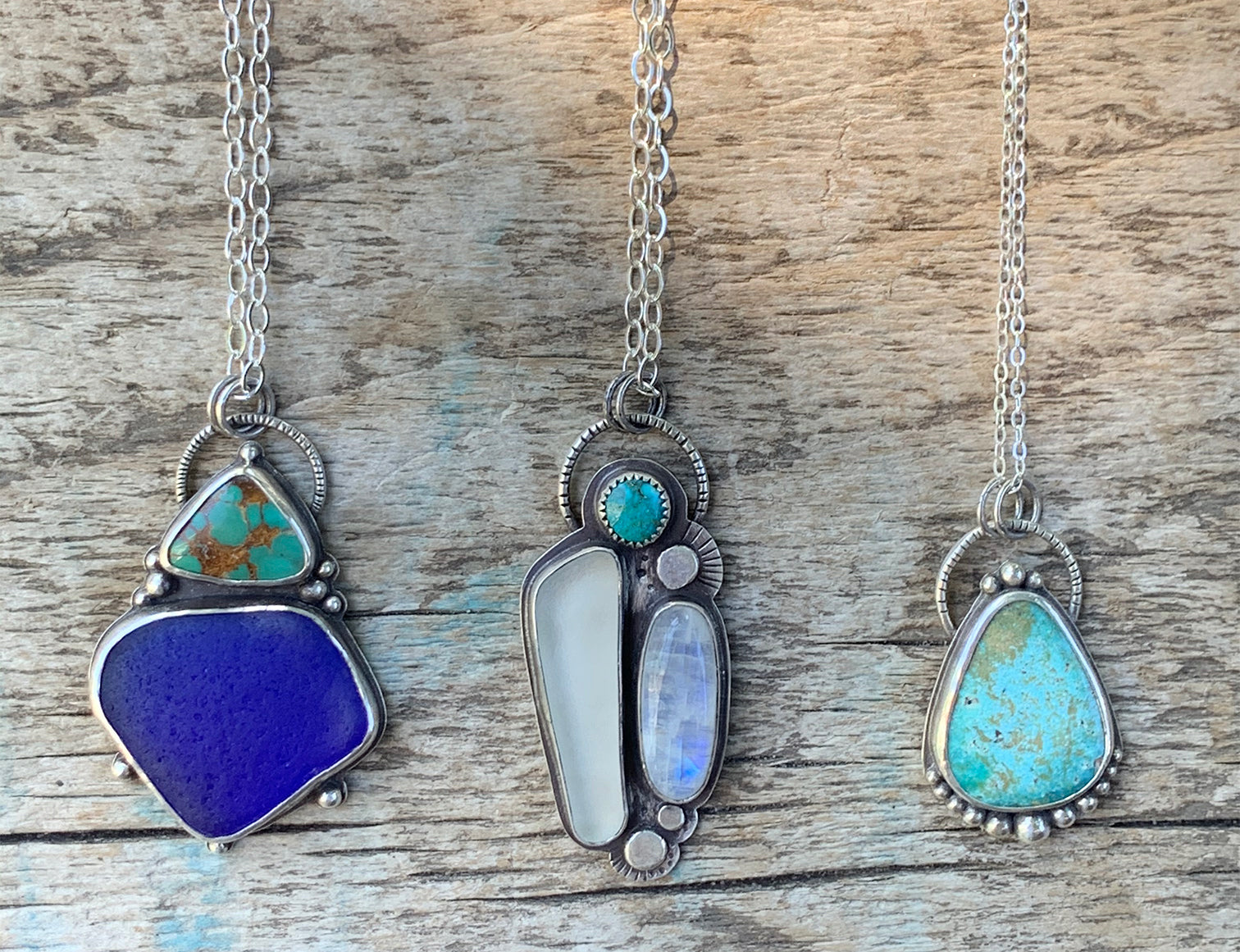 Seaglass and Stones