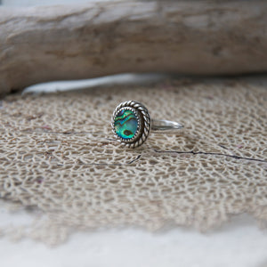 Abalone-Shell-Ring-with-Nautical-Rope-Wire-by-SpecialJCreations