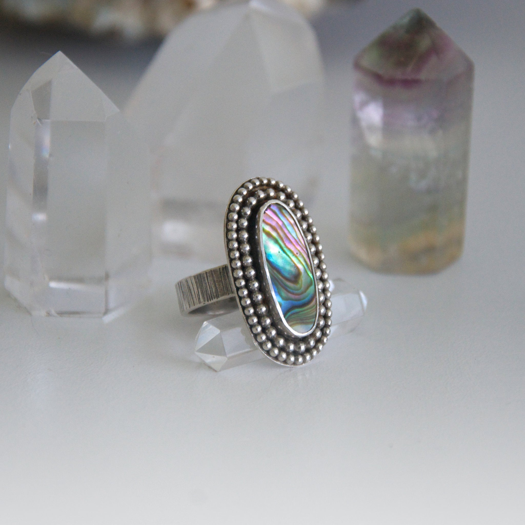 Abalone-Shell-Vessel-Ring-One-of-a-Kind-by-SpecialJCreations