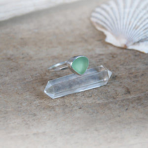 Beachcomber-Seaglass-Stacking-Ring-Seafoam-Finished-Example
