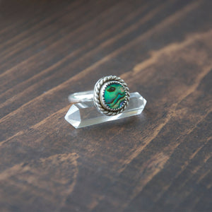 The-Dawntreader-Abalone-Shell-Ring-Alternate-Angle-SpecialJCreations