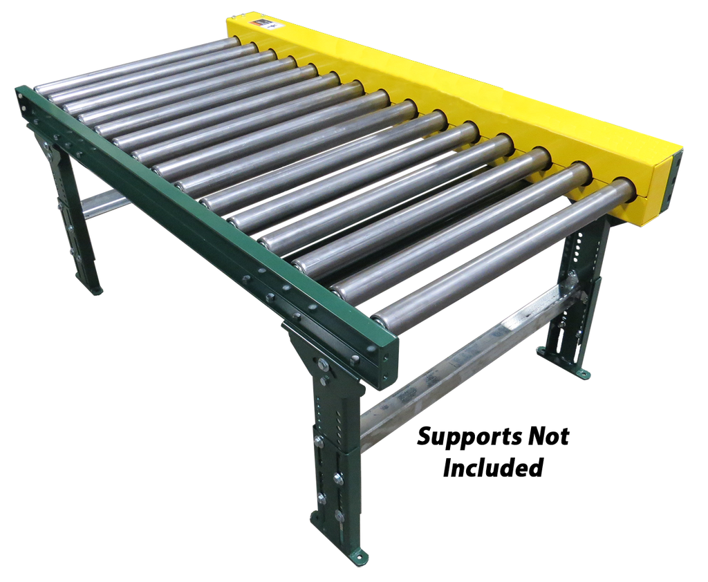 Chain Driven Live Roller Conveyor CDLR17F10KD0427EW