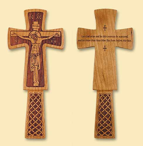 Priest's Blessing Cross with