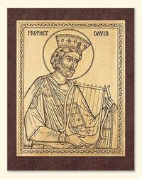 Prophet David Wood Veneer Card