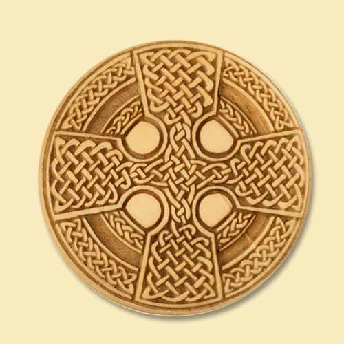 Celtic Cross Drawer Knob