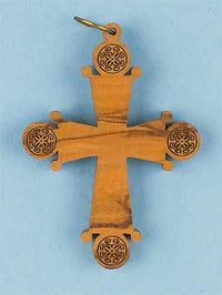Small St. Isaac Cross