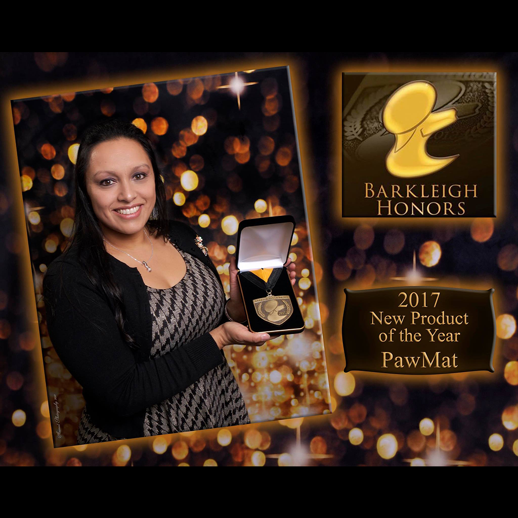 PawMat Winner of Barkleigh Honors Product of the Year