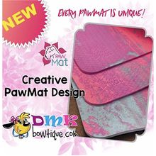 Load image into Gallery viewer, PawMat Pets | Creative PawMat Milena Kon