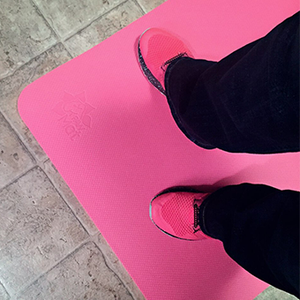 PawMat Pets | Pretty in Pink Anti Fatigue Mat