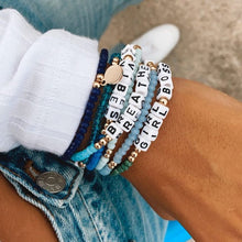 Load image into Gallery viewer, GIRL BOSS - Crystal Bracelet