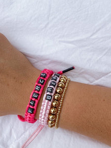Athleisure Bracelet - FIERCE