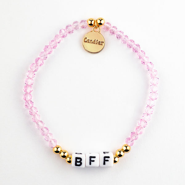 BEST FRIENDS FOREVER - Crystal Bracelet
