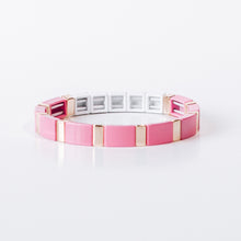 Load image into Gallery viewer, Block Bracelet - CHILL
