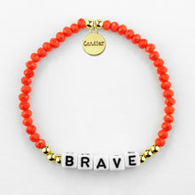 Load image into Gallery viewer, BRAVE - Crystal Bracelet