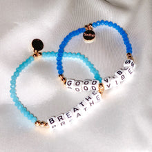 Load image into Gallery viewer, BREATHE - Crystal Bracelet