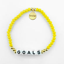 Load image into Gallery viewer, GOALS - Crystal Bracelet