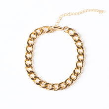 Load image into Gallery viewer, Layering Bracelet - CHUNKY CHAIN