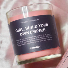 Load image into Gallery viewer, BUILD YOUR EMPIRE CANDLE