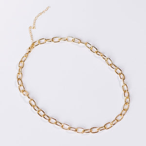 Layering Necklace - LINK CHAIN