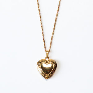 Layering Necklace - LOCKET