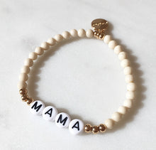 Load image into Gallery viewer, Mama - Marble Bracelet