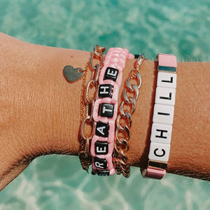 Athleisure Bracelet - BREATHE