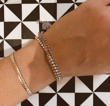 Load image into Gallery viewer, Layering Bracelet - ICE