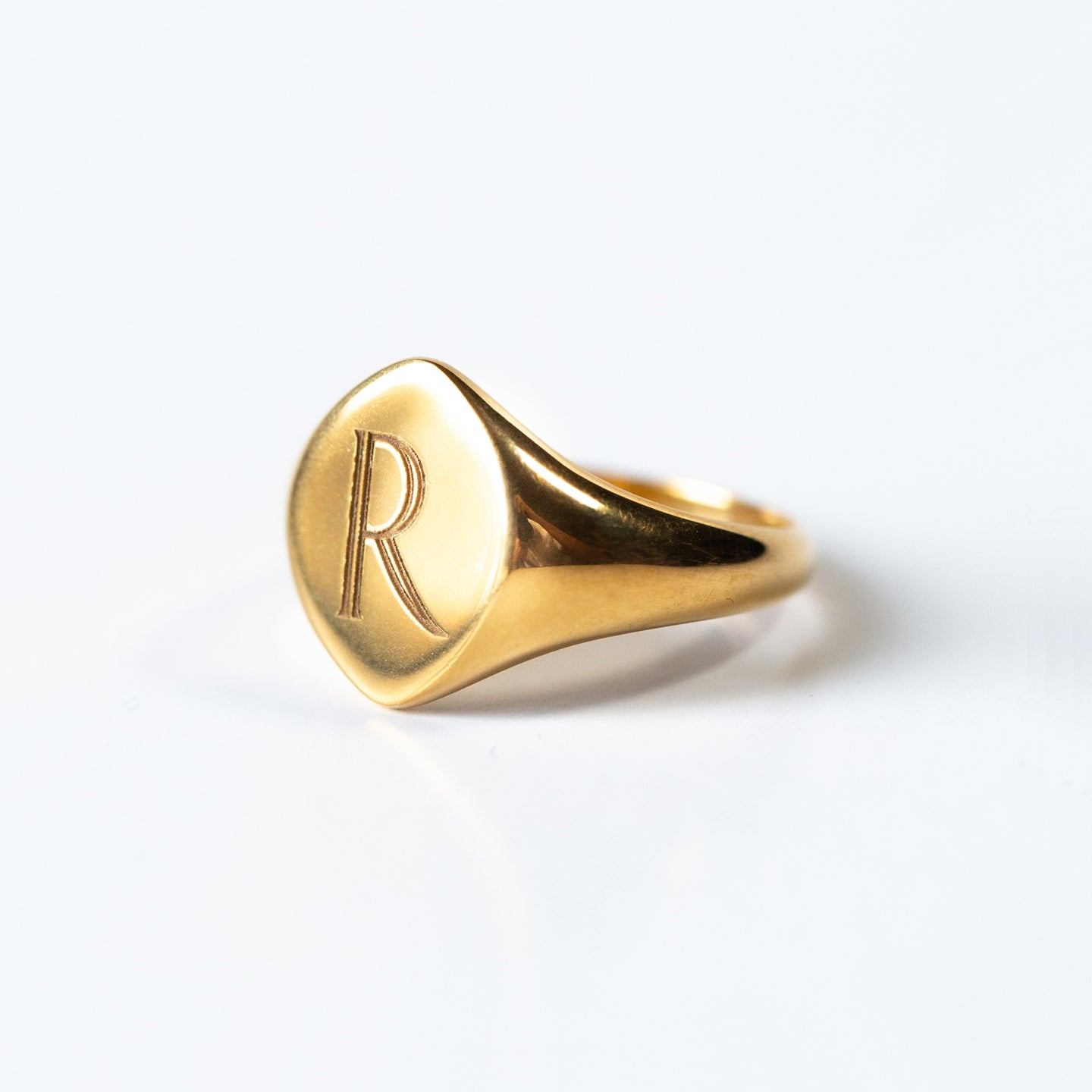 Custom Initial - SIGNET RING