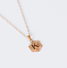 Load image into Gallery viewer, Custom Initial - GEO NECKLACE