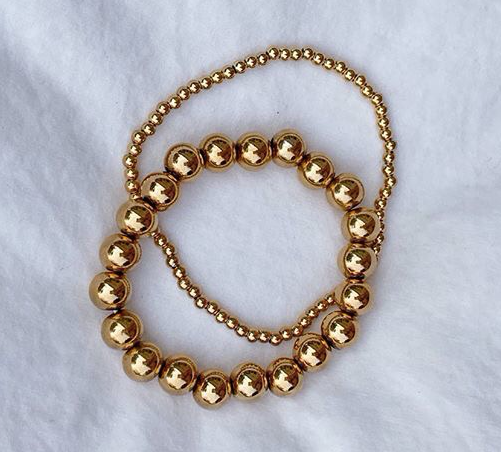 Layering Bracelet - CLASSIC SMALL BEADED
