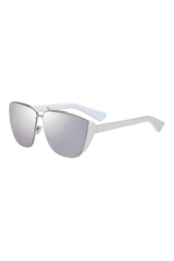 Christian Dior Futuristic Mirror Sunglasses