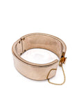 "Tiffany & Co by Elsa Peretti ""Doughnut"" Bangle and Rose Gold Safety Chain Cuff"
