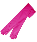 Satin Shine Multi-Color Opera Length Glove Collection