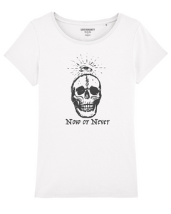 "T-shirt ""Now or Never"""