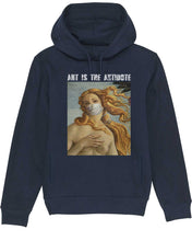 "Charger l'image dans la galerie, Sweatshirt à Capuche  ""Art Is The Antidote"" - Venus"