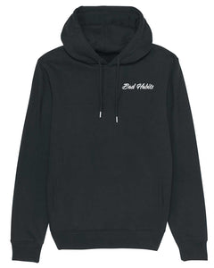 "Sweatshirt à Capuche  ""Bad Habits"""