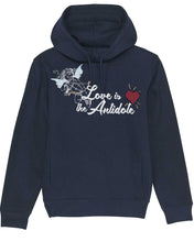"Charger l'image dans la galerie, Sweatshirt à Capuche ""Love Is The Antidote"""