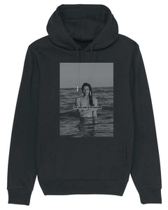 "Sweatshirt à Capuche ""One With Nature"""