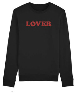 "Sweatshirt ""Lover"""