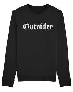 "Sweatshirt ""Outsider"""