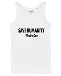 "Débardeur ""Save Humanity"""