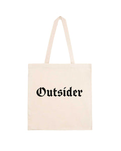 "Totebag ""Outsider"""