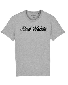 "T-shirt  ""Bad Habits"""